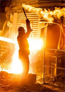فولاد خوزستان در قاب دوربین