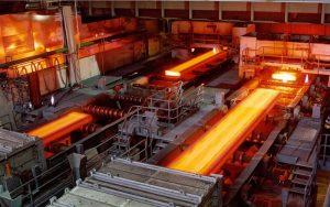 فولادمبارکه در بین ۵۰ تولیدکننده بزرگ فولاد جهان در سال ۲۰۲۰
