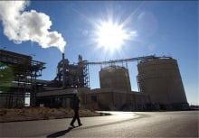 مرحله نخست شمش آلومینای ایران بهمنماه تکمیل میشود