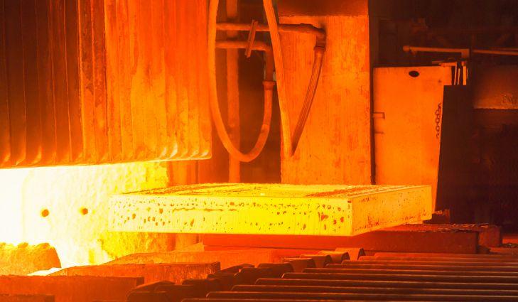 افزایش ۱۱ درصدی تولید «شمش» و «محصولات فولادی»