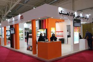 هشتمین نمایشگاه بینالمللی حمل و نقل ریلی آغاز به کار کرد