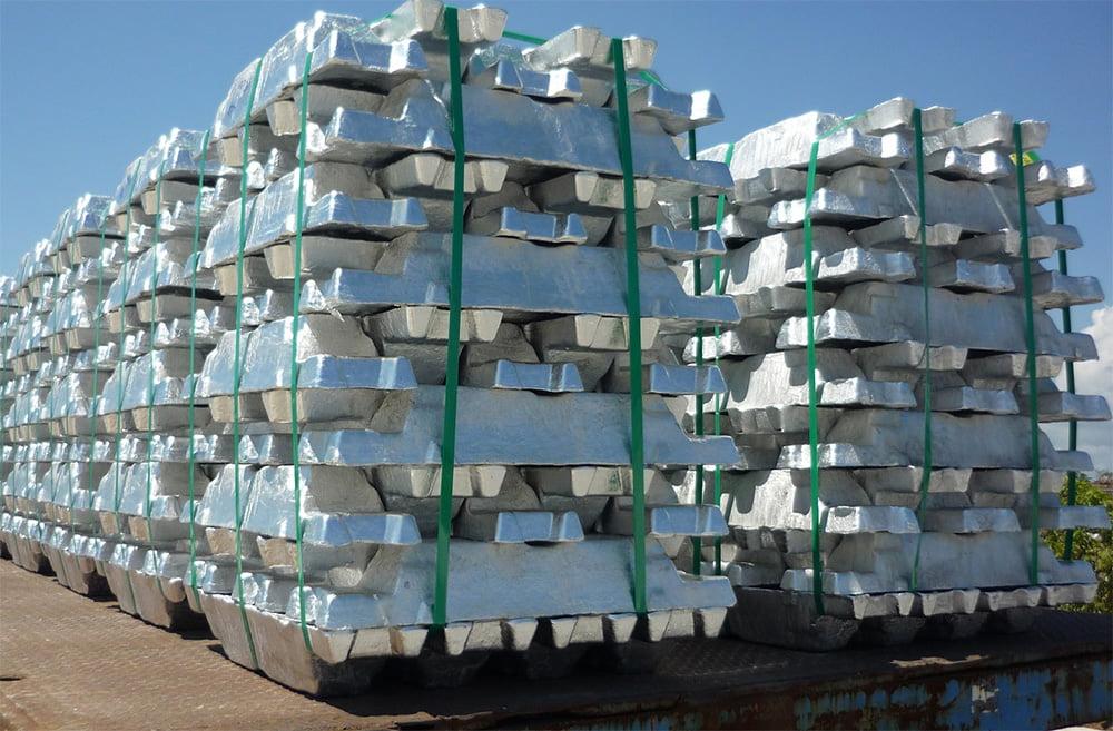 تولید شمش آلومینیوم، برای نخستین بار از ۴۰۰ هزار تن گذشت