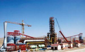 پیشرفت ۸۹ درصدی طرح فولادسازی سفیددشت
