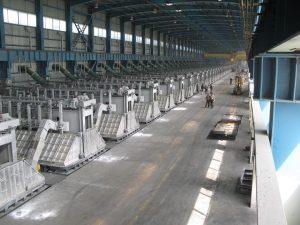 """ثبت رکورد بیسابقه افزایش تولید فلز آلومینیوم """"ایرالکو"""" به بیش از ۱۸۵ هزار تن"""