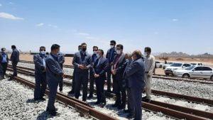 پروژه ریلی منطقه گلگهر، یکی از شاخصترین پروژههای ریلی حوزه صنعت در کشور است