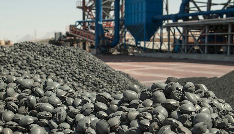 نرخ گندله اپال و آهن اسفنجی فولاد سبزوار در بورس کالا