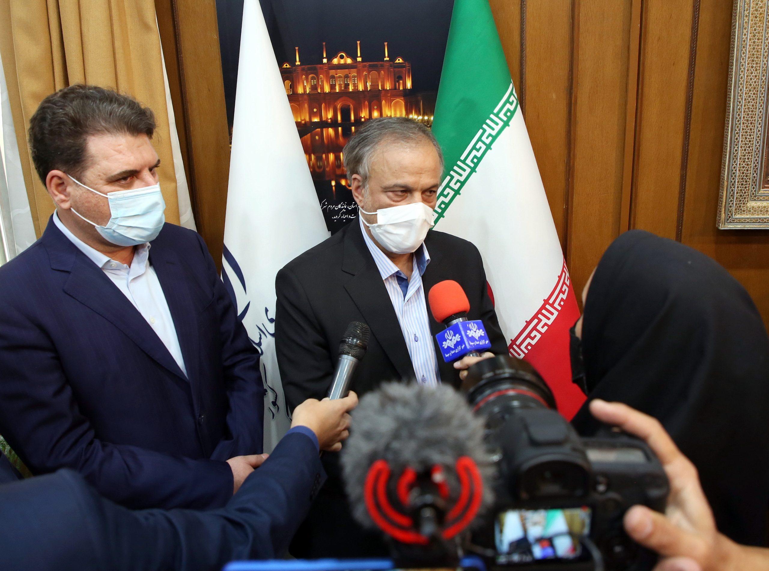 افتتاح ۲۵ هزار میلیارد تومان طرح توسط وزارت صمت در کرمان تا پایان دولت