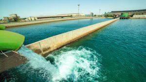 فولاد مبارکه با شبکه گذاری پساب به مصرف کمتر از آب تازه روی آورد