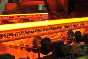 بهار تولید در شرکت صبا فولاد خلیج فارس