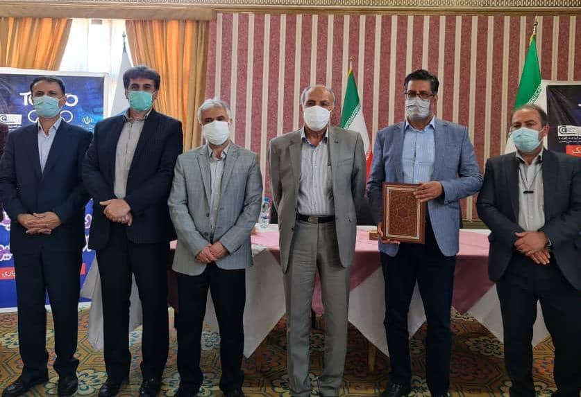 چتر حمایتی شرکت ورق خودرو چهارمحال و بختیاری اینبار از بانوان ورزشکار این استان