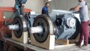 بومی سازی چرخ و محور قطارهای مانوری در پویش بازرگان ذوب آهن اصفهان