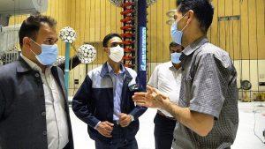 انتقال ترانسفورماتور غول پیکر به پروژه روی مهدی آباد در مهر ماه