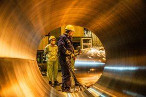 ضرورت ادامه نگاه توسعهمحور و شجاعت ورود به عرصههای جدید در فولاد مبارکه