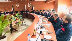 چهارمین جلسه کمیته راهبردی شرکت فولاد اکسین خوزستان برگزار شد