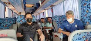 سه حریف ذوبآهن در تهران مشخص شد