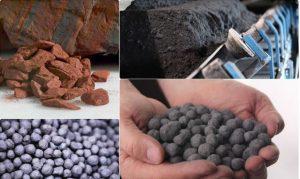 عرضههای زنجیره سنگ آهن در بورس کالا در تالار صنعتی یکشنبه ۴ مهر ۱۴۰۰