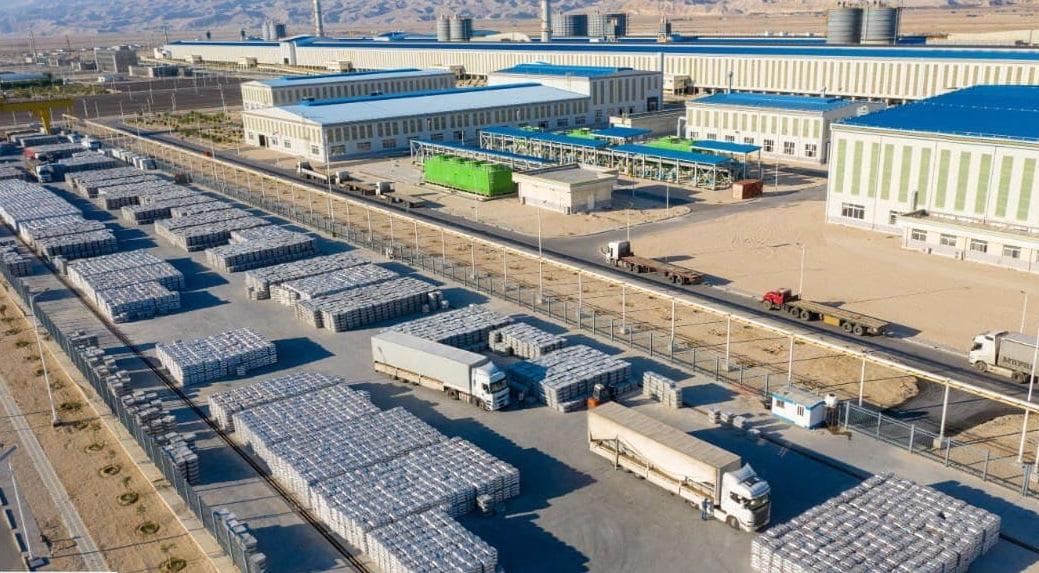 افزایش ۲۴.۴ درصدی تولید شمش آلومینیوم طی پنج ماه امسال