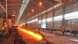 شکستن رکورد ماهیانه تولید در فولاد مبارکه نشانه خوبادوری و تکیه بر توان داخلی است
